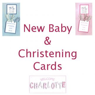 Baby and Christening Cards