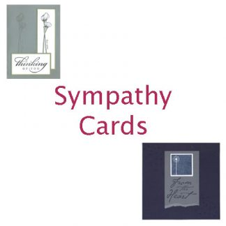Bereavement & Sympathy